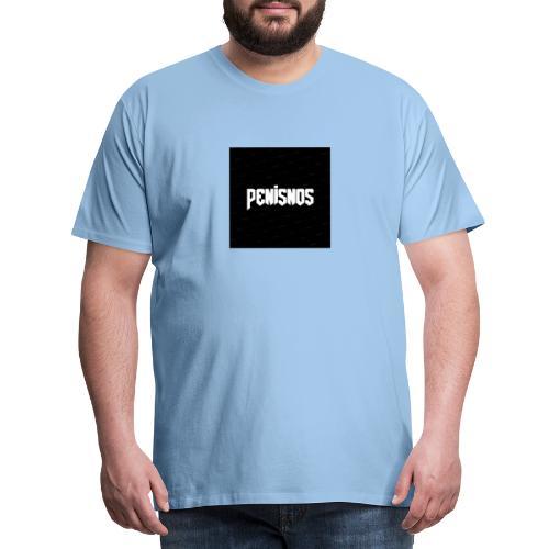 Peninos 3.0 - Premium-T-shirt herr