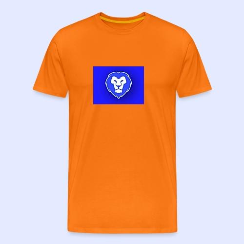 FocusLion - Miesten premium t-paita