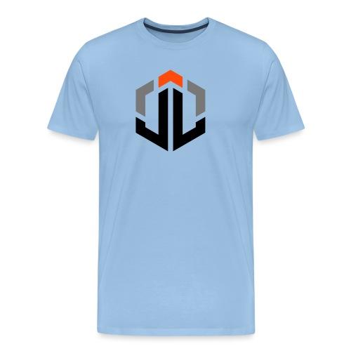 Logo_Light - Männer Premium T-Shirt