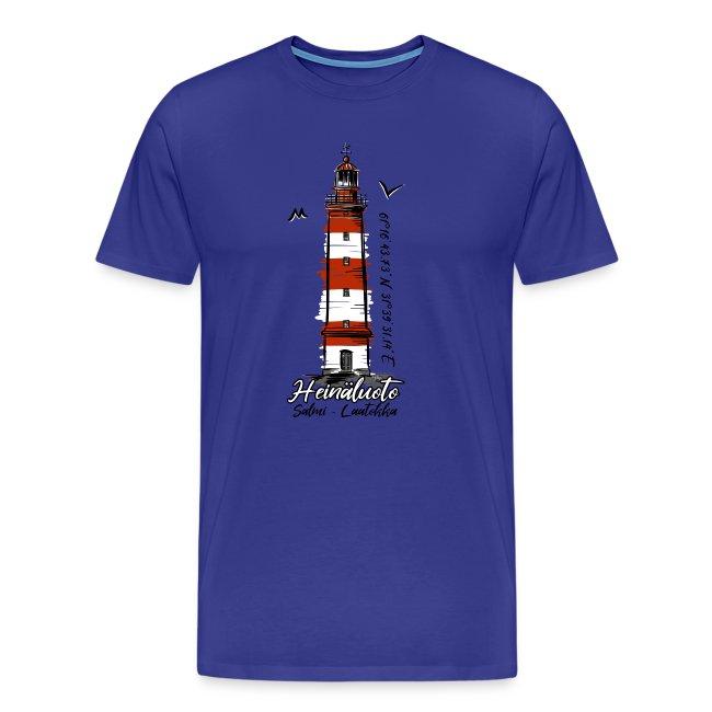 Old Finnish Lighthouse HEINÄLUOTO Textiles, Gifts