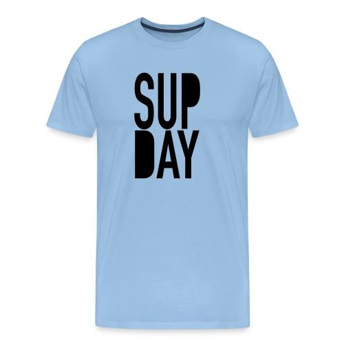 supday - Mannen Premium T-shirt