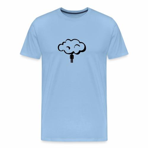 DANLKU - La tête dans le CUM - femme - T-shirt Premium Homme