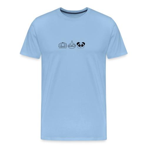 RBP transparent - Männer Premium T-Shirt