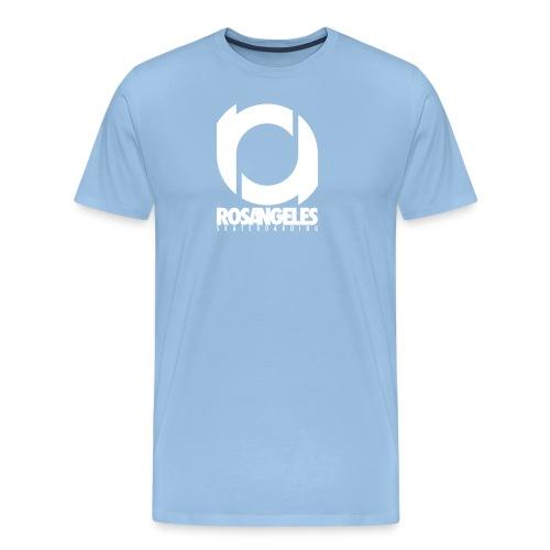 RosAngeles Logo - Maglietta Premium da uomo