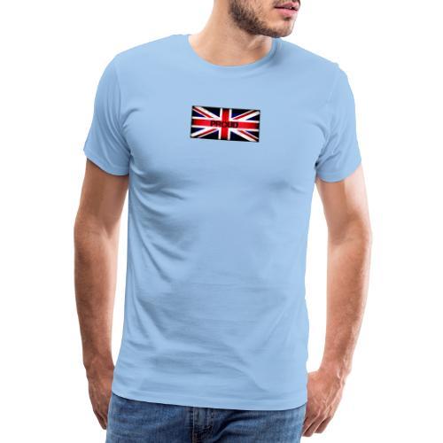 Proud British - Men's Premium T-Shirt