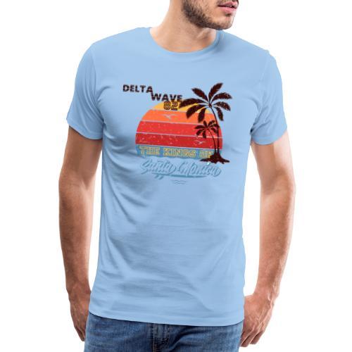 The Kings Of Santa Monica - Miesten premium t-paita