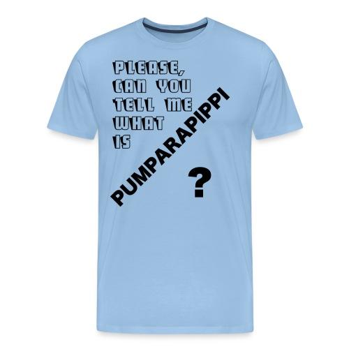 pumparapippi - Men's Premium T-Shirt