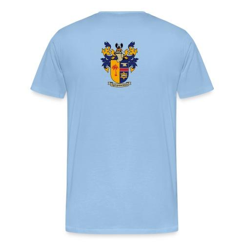 Släktvapen - Premium-T-shirt herr
