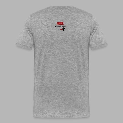 NEEL You Are Hero - Koszulka męska Premium