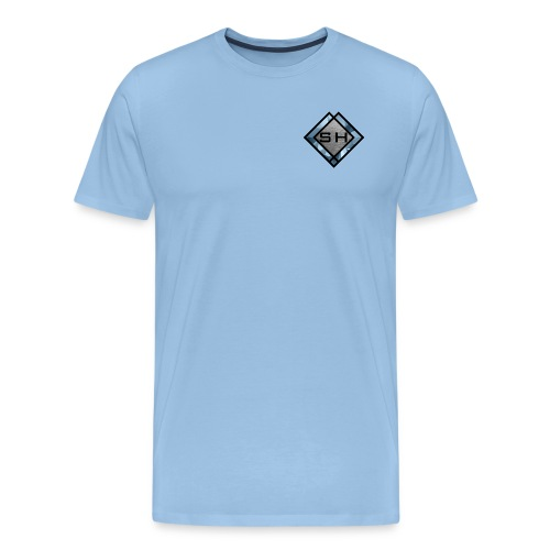 Diamond 1 - Men's Premium T-Shirt