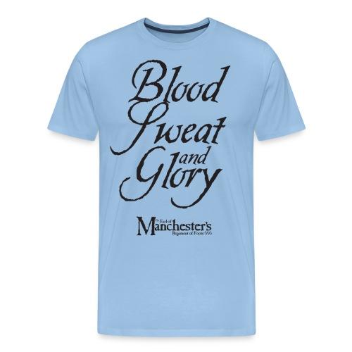 tshirtfront - Men's Premium T-Shirt