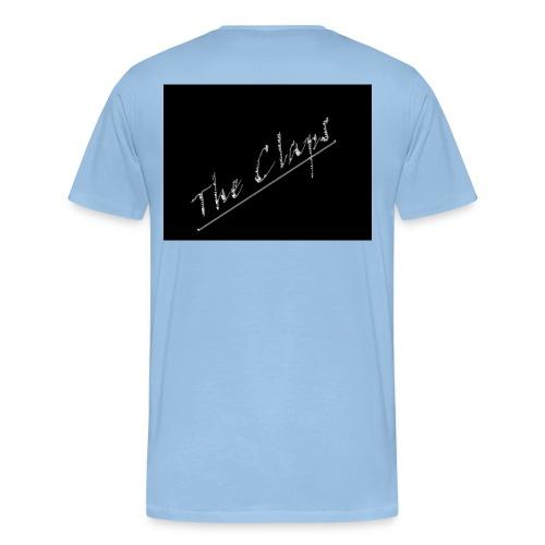 The Claps - Männer Premium T-Shirt
