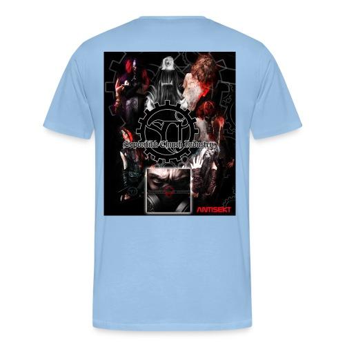 Affiche SCI jpg - T-shirt Premium Homme