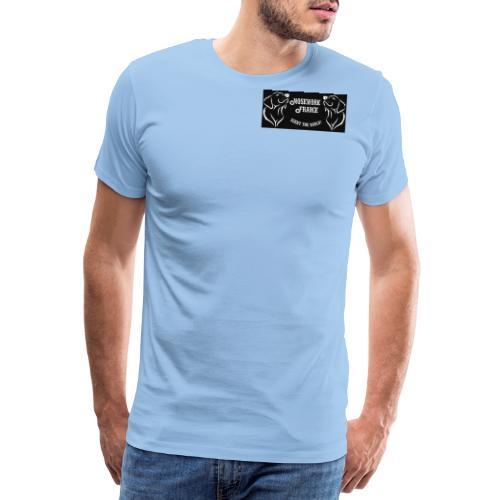 Nosework France nb - T-shirt Premium Homme