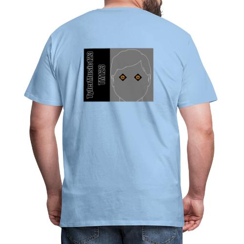 untitledpresentationmagic - Men's Premium T-Shirt