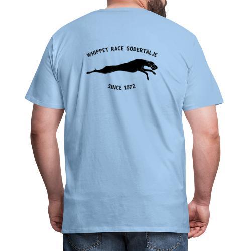 logga södertälje wr - Premium-T-shirt herr