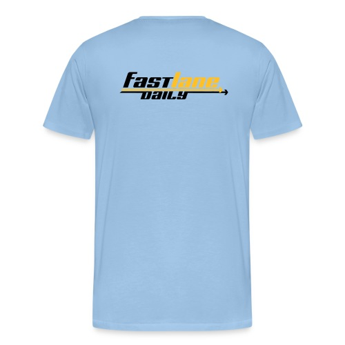 new fld logo2c - Men's Premium T-Shirt