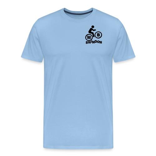 mbsnotext eps - Men's Premium T-Shirt