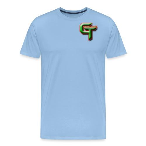 Gambletain - Männer Premium T-Shirt