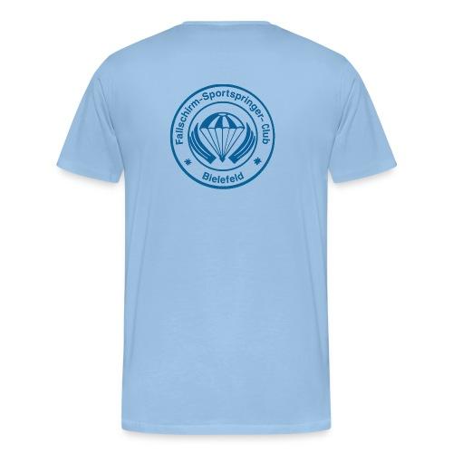 FSC Logo v3 Fotor gif - Männer Premium T-Shirt