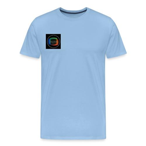 jonction record - T-shirt Premium Homme
