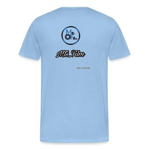 Mts_Film - Männer Premium T-Shirt