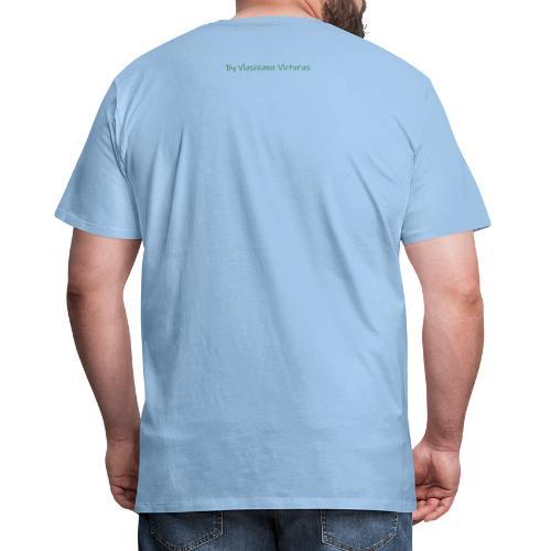 2 Smart - Herre premium T-shirt