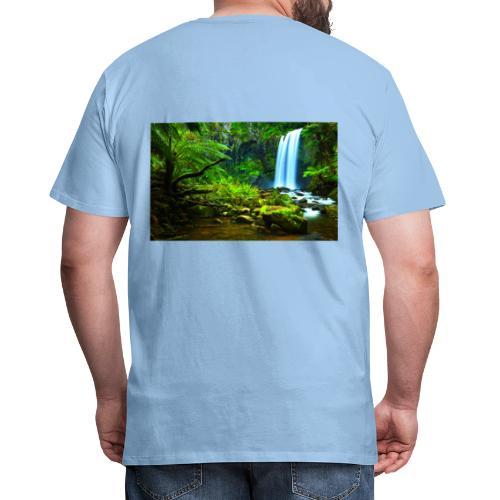 Quayambaya Sportswear - Männer Premium T-Shirt