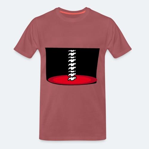 Die inneren Werte zählen - Männer Premium T-Shirt