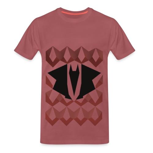 Dragon chain - Mannen Premium T-shirt
