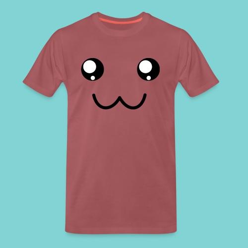 Smile - Camiseta premium hombre