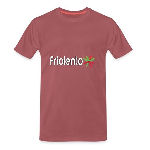 Friolento - Premium-T-shirt herr