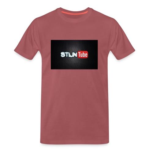 StijnTube - Hoesje I-Phone 5/5s - Mannen Premium T-shirt