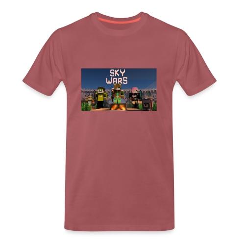 rebbeozelot19 SkyWars T-Shirt - Men's Premium T-Shirt
