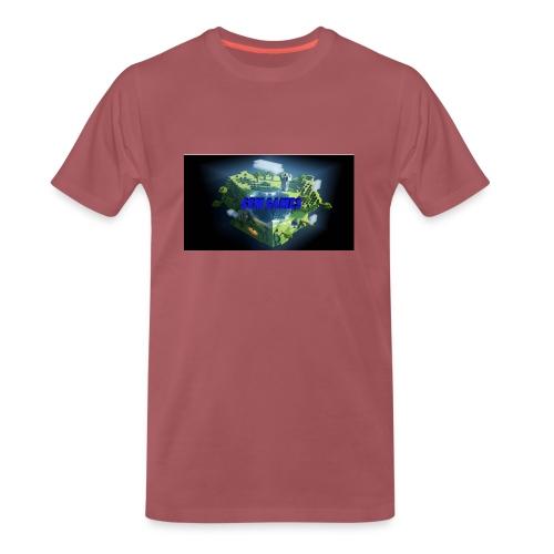 T-shirt SBM games - Mannen Premium T-shirt