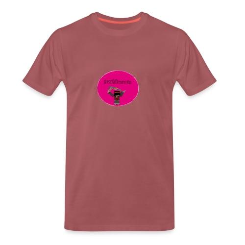 Dam - Premium-T-shirt herr