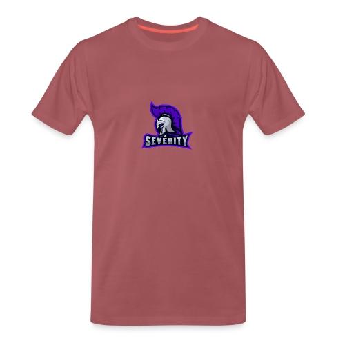 serverityggpnglogo-clothing - Men's Premium T-Shirt