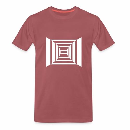 Vasarely - Camiseta premium hombre