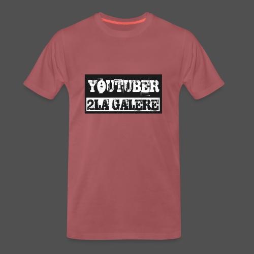 youtuber2lagalère - T-shirt Premium Homme