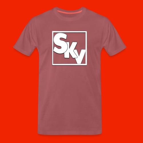 SerkanKetchupVlogs Logo (SKV Logo) - Mannen Premium T-shirt
