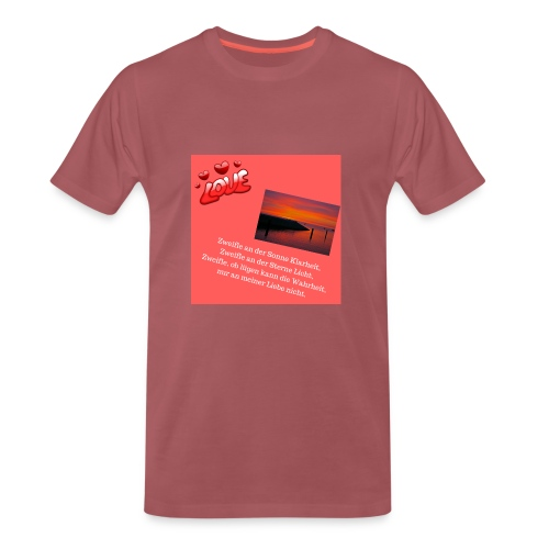 Motiv 12 Design Bild verändern siehe unten - Männer Premium T-Shirt