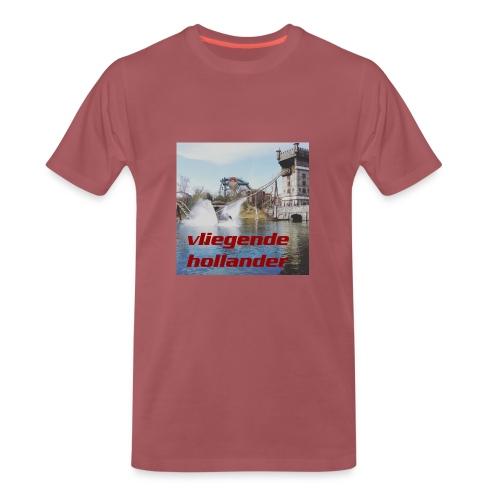t shirt man Vliegende Hollander - Mannen Premium T-shirt