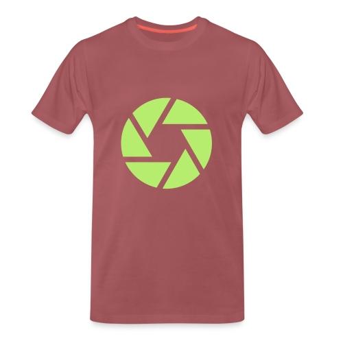 T-Shirt Shutter - Premium-T-shirt herr