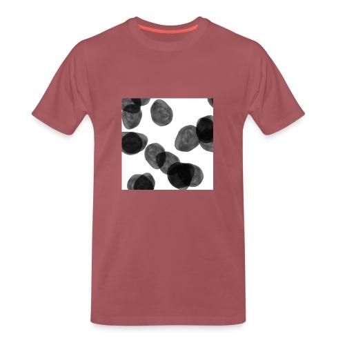 Black clouds - Men's Premium T-Shirt