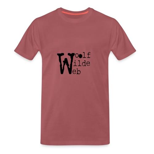 Camiseta Woolf Wilde Web - Camiseta premium hombre