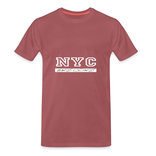 NYC - East Coast - Männer Premium T-Shirt