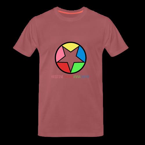 T-Skjorte Menn - Premium T-skjorte for menn