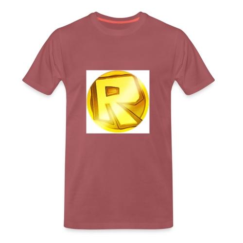 Razzerzlogoshirt - Men's Premium T-Shirt