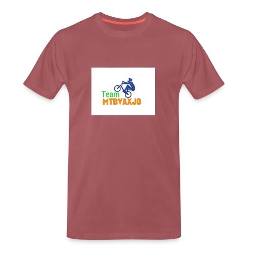 mtbvaxjo - Premium-T-shirt herr