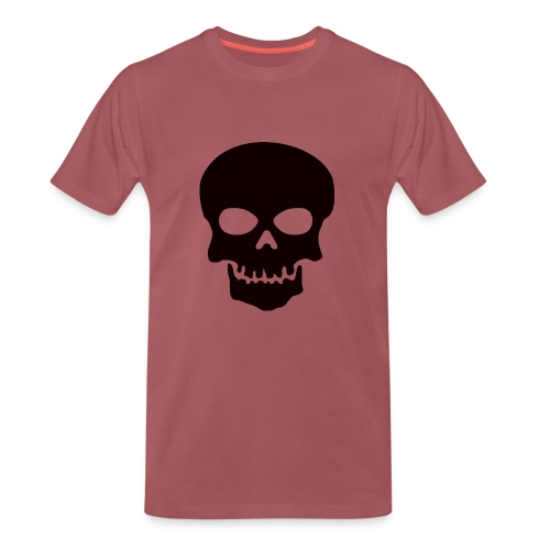Skeleton-Style - Premium T-skjorte for menn
